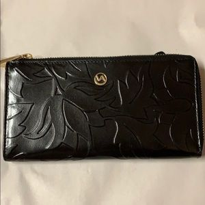 Valentina wallet Genuine Leather made in Italy